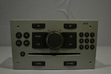 #018 VAUXHALL/ OPEL ASTRA H 2010 CAR RADIO STEREO CD HEAD UNIT P/N 13289928