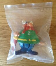 "VINTAGE ASTERIX FIGURE 2"" - VITALSTATISTIX THE VILLAGE CHIEF- NEW AND SEALED"