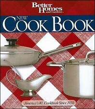 New Cook Book (Better Homes and Garden), Better Homes and Gardens, Very Good Boo