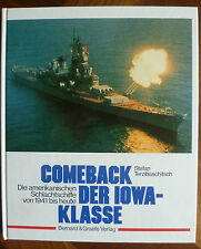 COMEBACK DER  IOWA-KLASSE-AMERIKANISCHE SCHLACHTSCHIFFE 41/HEUTE~TERZIBASCHITSCH