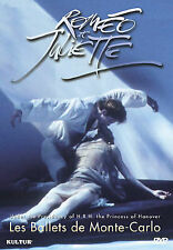 Romeo Et Juliette - Monte Carlo (DVD, 2006) Brand New & Factory Sealed