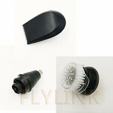 Nose Trimmer Head+Brush+Trimmer for Philips S9711 RQ360 RQ350 RQ1280 RQ1290 RQ10