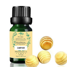 Camphor Pure  Nature Plant Essential Oils 10ml Aromatherapy Therapeutic