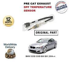 Pour BMW 525d 530d E60 E61 2004 -- & gt dpf capteur de température des gaz d'échappement