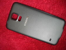 OEM Black Back Battery Housing Door Case Cover for Samsung Galaxy s 5