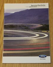 GENUINE !!! BLANK FORD SERVICE HISTORY BOOK PETROL AND DIESEL NO DUPLICATE #S+K