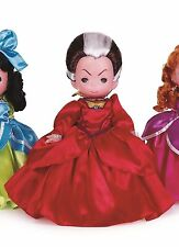 "Precious Moments Disney Cinderella Stepmother 12"" Doll #5031"
