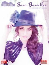 Sara Bareilles Strum & Sing Guitar Sheet Music Easy Guitar Book NEW 000102354
