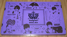 TEEN TOP TEENTOP No.1 Asia Tour in Seoul CONCERT OFFICIAL GOODS ANGEL BOX SEALED