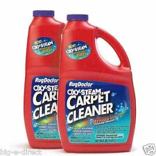 Rug Doctor Oxy-Steam 48 oz. Carpet Cleaner Stains Remover Oxygen Boosters - 2 pk