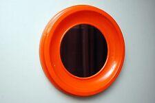Mid Century Modern Space Age Pop Era Plastic Mirror Italy Kartell Panton Colombo