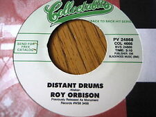 "ROY ORBISON - DISTANT DRUMS / FALLING  7"" VINYL"
