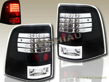 2002-2005 FORD EXPLORER 4DOOR JDM BLACK  LED TAIL LIGHTS  03 04 2003 2004