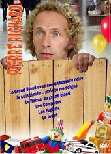 Pierre Richard. French. Collection 1. Optional English subtitles.  6 movies...