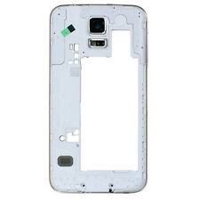 Middle frame-scocca-cornice-ORIGINALE samsung galaxy s5 silver argento outlet