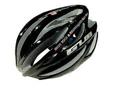GUB K83 In-mold Cycling Helmet w/ Visor 58cm-62cm Black, Large, Mountain, Unisex