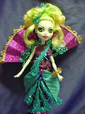 shimmer ooak monster high doll handmade custom doll repaint