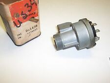 NOS Ignition Switch - 1963 Oldsmobile - GM 1116633, Delco D1438