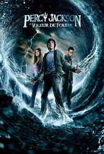 PERCY JACKSON & THE OLYMPIANS: THE LIGHTNING THIEF Movie POSTER 27x40 French B
