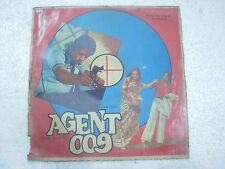 AGENT 009 SONIK OMI 1980 LP RECORD BOLLYWOOD funk groove break EX