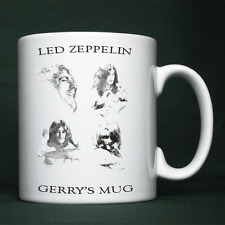 Led Zeppelin  - Personalised Mug / Cup