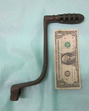 Antique Shaker Handle Fits Square Grate Wood Coal Stove Parlor Kitchen Range