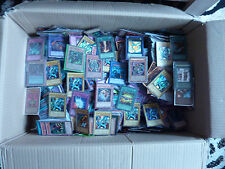 YU-GI-OH, 25 holos +100 Common + 1 dalist Pack Rivals of the faraone BOOSTER