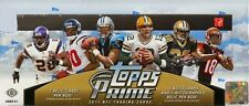 2011 Topps Prime Football Factory Sealed Hobby Box - 4 Hits Per Box w/ 2 Autos