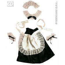 Sexy french maid fancy dress set victorian chambre maid outfit kit