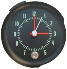 1970 70 CHEVELLE EL CAMINO SS DASH QUARTZ CLOCK MONTE CARLO GREEN NUMBERS NEW