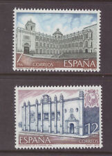Spain 1979 Latin-American Architecture SG2592-2593 full set mint stamps