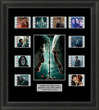 HARRY POTTER AND THE DEATHLY HALLOWS PART 2 MOUNTED FRAMED 35MM FILM CELLS