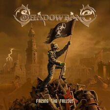 SHADOWBANE - Facing The Fallout (NEW*GER POWER METAL*JAG PANZER*ICED EARTH)