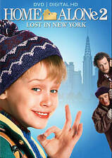 HOME ALONE 2 LOST IN NEW YORK DVD Macaulay Culkin BRAND NEW