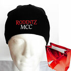 PERSONALISED Builders Beanie Biker beanie Fishermans Valentines gift ANY MESSAGE