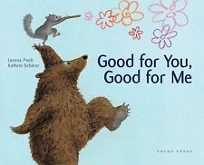 Good for Me, Good for You, Lorenz Pauli, New Book