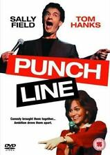 PUNCH LINE TOM HANKS SALLY FIELD JOHN GOODMAN COLUMBIA UK REGION2 DVD NEW SEALED