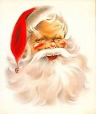 Christmas Santa 6 vintage art
