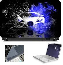 """Laptop Skin Ducati with Screen Guard and Key Board Protector (3in1 Combo) 15.6"""""""