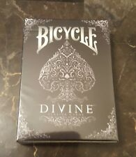 DIVINE PLAYING CARDS DECK ELLUSIONIST THEORY 11 ULTRA RARE SOLD OUT DAN DAVE