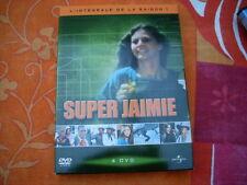 serie tv SUPER JAIMIE - SAISON 1 - COFFRET 4 DVD - + EPISODE pilote en VOFR
