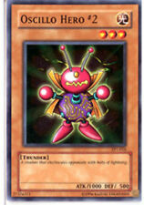 1x Oscillo Hero #2 - TP1-016 - Common - Promo Edition YuGiOh NM TP1 - Tournament