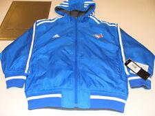 2013 Toronto Blue Jays MLB XL Youth Jacket Reversible Hooded Baseball Adidas