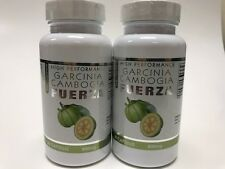 2 Garcinia Cambogia Extract Maximum 95% HCA Weight Loss Diet Pills Fat Burner