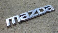 OEM Factory Genuine Stock Mazda trunk emblem badge decal logo symbol Protege 626