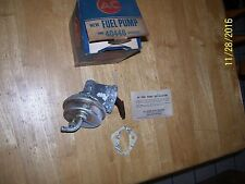 NOS AC 40446 GM 6416502. Fuel Pump  66-68 Chevy Camaro, Chevelle