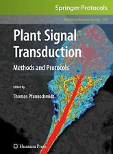 Methods in Molecular Biology Ser.: Plant Signal Transduction : Methods and...