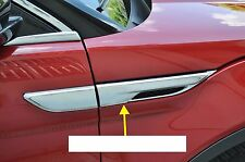 Chrome Side Air Vent Cover Trim FOR Range Rover Evoque 2012-2016 Accessories ABS