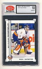 10ct Lot Rick DiPietro 2000-01 BAP Memorabilia Hockey Rookie Card RC - SCD 10