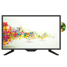 "Platinum 59.7cm (23.5"") HD LED/LCD Television with Built in DVD Player"